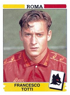 Francesco Totti, 16.