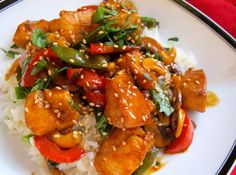 Best Ever Chinese Chicken - We love the crunch of the cashews and the chunky, satisfying chicken.