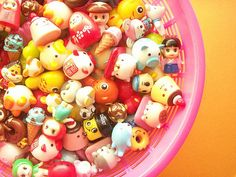 Kawaii Cute Tiny Dolls Figure Toy Collection Scented Rare Japan by Kawaii Japan, via Flickr