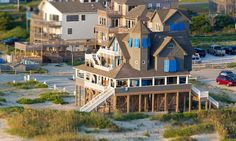 USA Today named Rodanthe home to one of the most romantic beaches in the US!