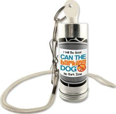 Can The Barking Dog |  1576+ As Seen on TV Items: http://TVStuffReviews.com/can-the-barking-dog