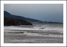 Castro-Urdiales (Desde la Playa de la Arena)