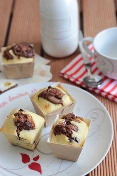 Muffins au Milka (recette légère^^) 120cal/muffin