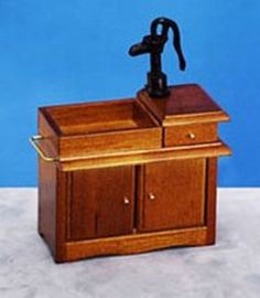 Dollhouse Miniature Wet Sink in Walnut Town Square Miniatures http://www.amazon.com/dp/B00T3APFNU/ref=cm_sw_r_pi_dp_q6Rovb07CNTBD