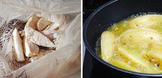 Patatas deluxe con guacamole, para picotear