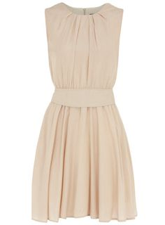 Gorgeous little dress for only £29.00?  I wonder how much I would have to pay for shipping to the U.S., though...