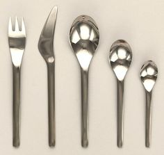 Sigurd Persson - Jet Line Cutlery, 1959