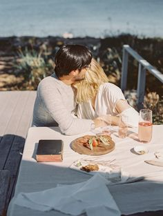 Make your engagement day your prefect day - maybe at the beach!
