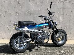 Mini Bike, Old School, Honda, Auction, Motorcycle, Vehicles, Vespas, Minibike, Motorcycles