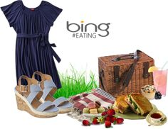 """Tastemakers with the Bing Summer of Doing"" by nashba on Polyvore"