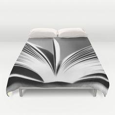 Book+Duvet+Cover+by+Rose+Étiennette+-+$99.00