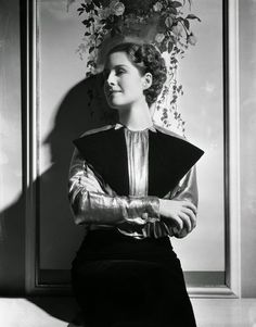 Norma Shearer in Riptide, 1934: George Hurrell