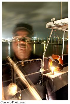 Haunted Ghost Tour & Cruise of Charleston Harbor