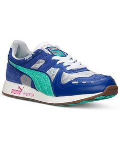 Puma Women's RS100 Opulence Casual Sneakers from Finish Line  Web ID: 1559751 Orig. $74.99 Now $49.98