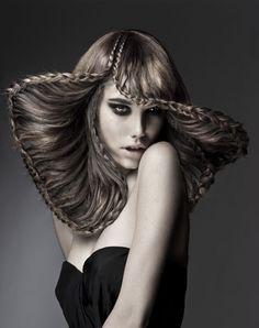 avante garde hair-love