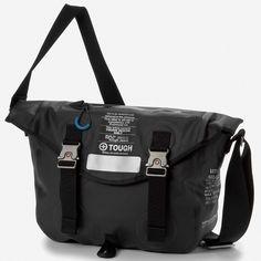 Tough messenger bag