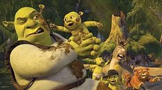 It's Not Ogre Yet: Dreamworks Announces 'Shrek 3 Movie, Kid Movies, Disney Movies, Dreamworks, Fiona Y Shrek, Pixar, Cartoon Background, Background Pictures, Making A Movie