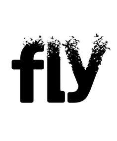 Cloudnola Flipping Out: A Sleek Clock with Retro Designs and Modern Materials Beste Typografie-Design-Inspiration Graphisches Design, Logo Design, Poster Design, Creative Design, Stag Design, Text Design, Creative Typography, Typography Letters, Graphic Design Typography