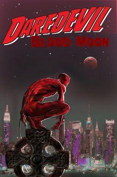 Daredevil Matt Murdock, Daredevil Elektra, Marvel Comics Art, Horror Comics, Comic Book Covers, Comic Book Heroes, Marvel Tribute, Misty Knight, Defenders Marvel