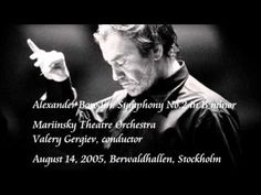 Borodin: Symphony No.2 in B minor - Gergiev / Mariinsky Theatre Orchestra - YouTube