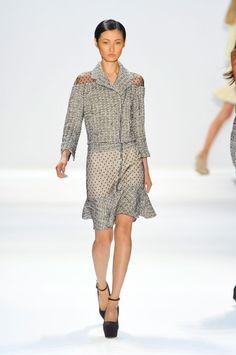 Charlotte Ronson at New York Fashion Week Spring 2013 - StyleBistro