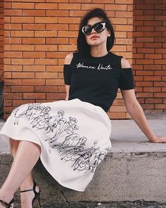 Anne Curtis Smith, Casual Chic, Lace Skirt, Perfect Fit, My Design, Your Style, Dress Up, Celebs, Fashion Outfits