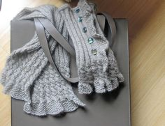 New designs from Jill Wolcott Knits.  Snow Farm and Roundhill.
