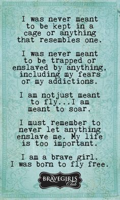 Be brave. Be You ❤️