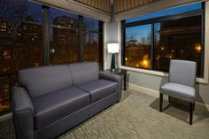 #magical View of the residential neighborhood from the Sunroon Suite at The Majestic Hotel in #Chicago #broughtonhotels