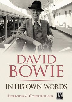David Bowie  In His Own Words DVD Free Shipping Pre Order 02/12/16