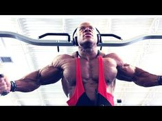 Phil Heath Chest Workout - Mr. Olympia 2016 - YouTube