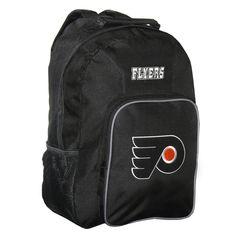 Southpaw Backpack NHL Black - Philadelphia Flyers