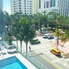 """Bom dia, Miami! ❤️☀️ #bncviaja #forçafocoeflorida #fff"""