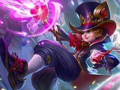 sumber mobile legends moonton    Kali ini Mimin akan membahas Hero bertipe Mage yang paling lincah di antara semua Hero yang bertipe Mage ...