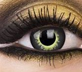 Werewolf Eyes Contact Lenses | Cats eyes lenses & panther eyes contact lenses