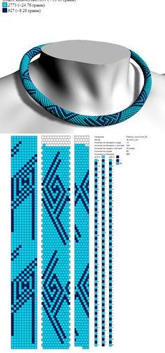10 around tubular bead crochet rope pattern. Crochet Bracelet Pattern, Crochet Beaded Bracelets, Bead Crochet Patterns, Bead Crochet Rope, Seed Bead Patterns, Beading Patterns, Beaded Crochet, Seed Bead Tutorials, Beading Tutorials