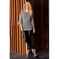 Lana Grossa Long jacket LEI   Long jackets, Knitting patterns and Patterns 2a42b53f3f