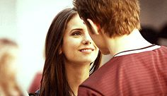 GIF Stefan y Elena [The Vampire Diaries] by ~YazSexyDilemma on we heart it / visual bookmark #26288526 (vampire diaries)