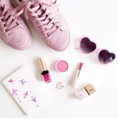 Pink things   #pink #style #beauty