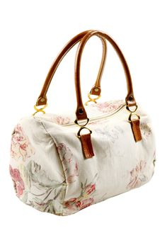 5152e0edca vintage florals~~~ Annie Satchel My Bags