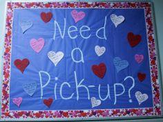 February Bulletin Board February Bulletin Boards, Ra Boards, Board Ideas