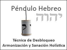 centro tao terapias, Renueva tu vida: TODO LO QUE NECESITAS SABER SOBRE EL PÉNDULO HEBRE...