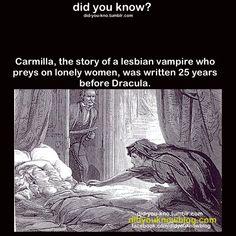 Did you know |http://www.publicbookshelf.com/vampire/carmilla/