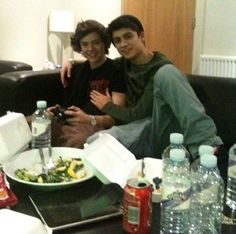 Fetus Zarry. Can we go back in time to this please?. They grew up too fast :'( <<<< we are like moms lol