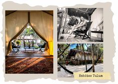 Where you should stay in Tulum, Mexico - Habitas hotel Natural Interior, Tulum Mexico, Wooden House, Glamping, Bali, Painting, Beautiful, Go Glamping, Painting Art