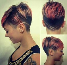 Cute lines. Nice grow out option