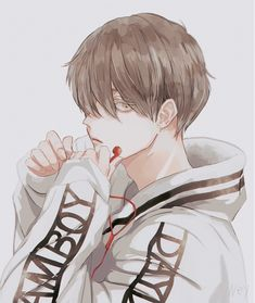 Find images and videos about boy, art and anime on We Heart It - the app to get lost in what you love. Anime Boys, Cool Anime Guys, Handsome Anime Guys, Hot Anime Boy, Manga Boy, Anime Chibi, Kawaii Anime, Anime Art, Dark Anime