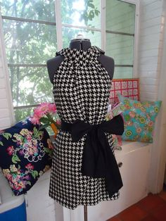 Jill Dress  Southern Preppy Trendy  made by SliceCoutureClothing, $100.00