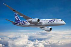 ANA anulează zbourile sale cu B787 Dreamliner până la sfârşitul lunii mai