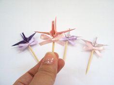 mini topper || Sakura Origami & Acessórios